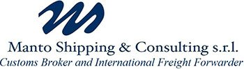 Manto Shipping & Consulting srl – Customs Broker and International Freight Forwarder