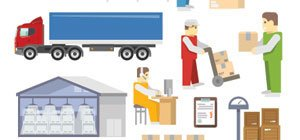 Warehousing Storaging Vendita Container usati